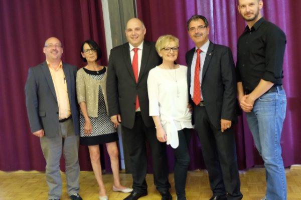 Fred Schüller Landtagskandidat